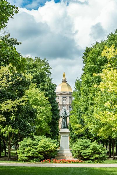 Notre Dame 2020