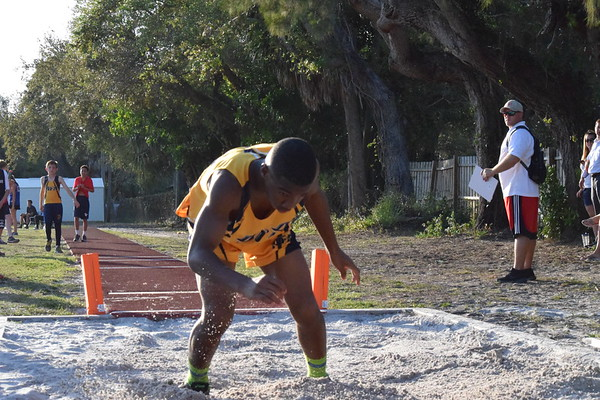 Track Meet 2-27-17