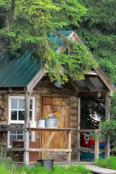 Kenai Old Town Cabin