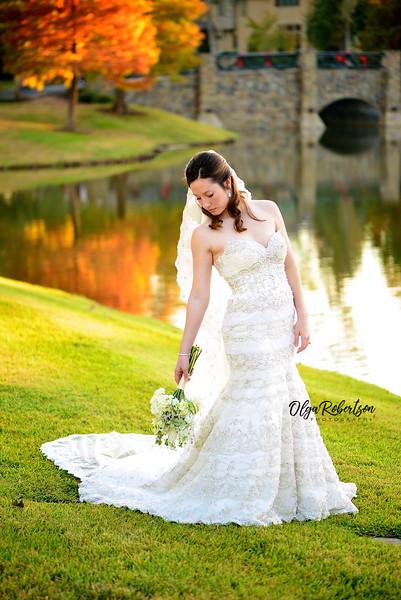 Emily's Bridal Portraits