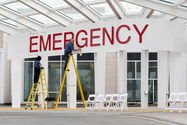 Grace Hospital Opening