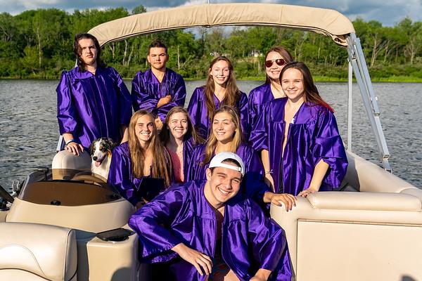 Lake House Grads