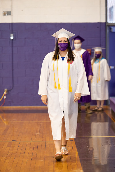 Class of 2021 Baccalaureate and Class Night 6/10/21