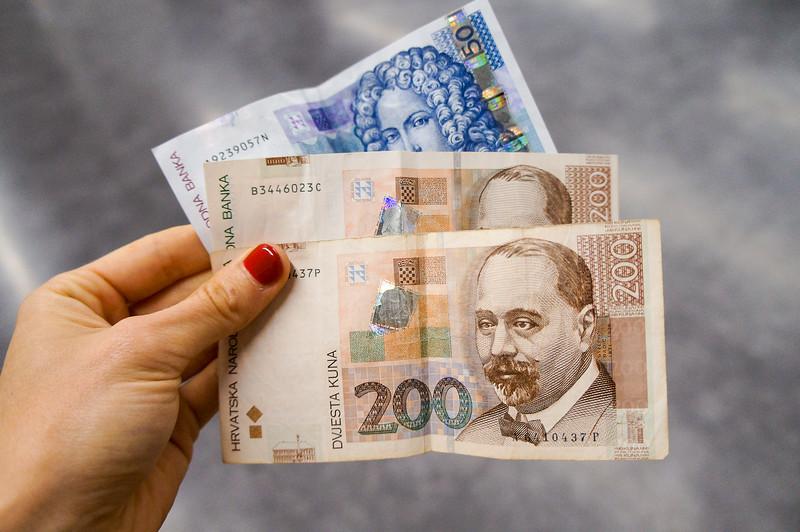Kuna - Croatia currency