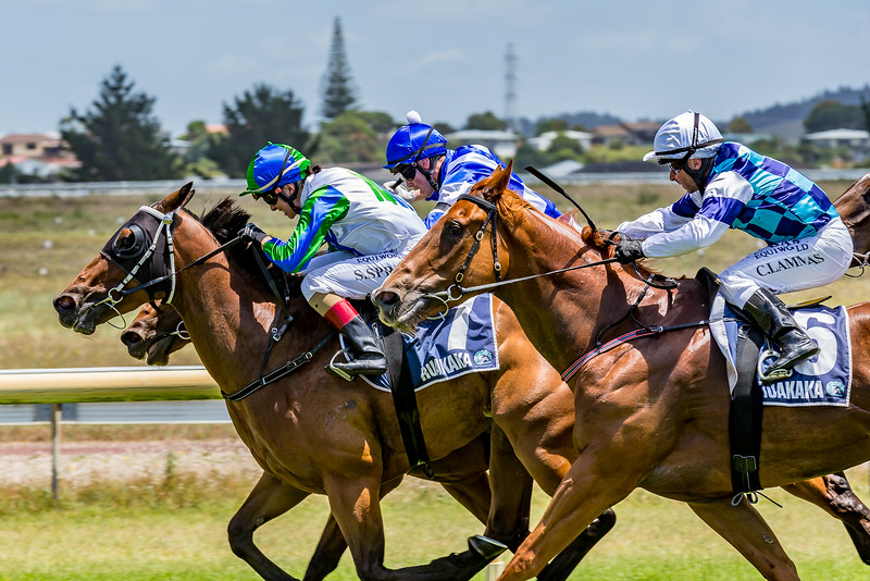 Summer Festival at the Ruakaka Race Course