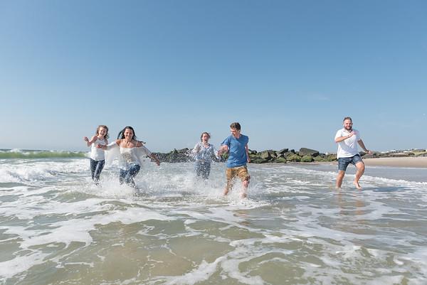 Cassidy Family Beach Shoot