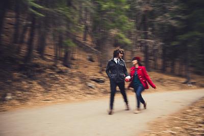 Chris & Yesica Engagement
