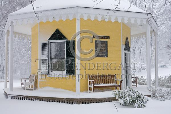 Snowstorm - December 2008