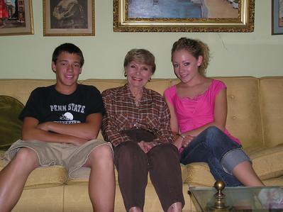 05' With Grandma Gilda Feldman
