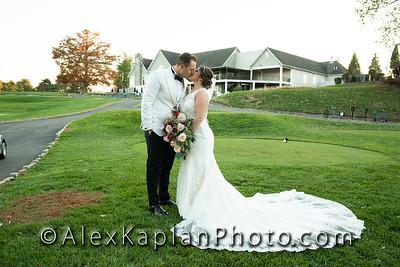Wedding at St. John Neumann Church in Mt Laurel, NJ & Woodcrest Country Club in Cherry Hill, NJ by Alex Kaplan