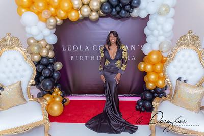 Leola's Birthday Gala