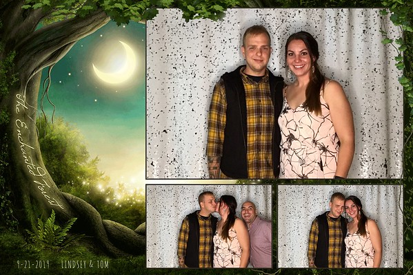 2019-09-21 Kitchi Gammi Club Wedding Photo Booth