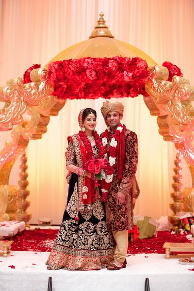 Le Cape Weddings - Indian Wedding - Day 4 - Megan and Karthik Ceremony  85.jpg
