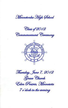 Olivia HS Graduation