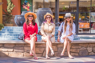 Cabazon Outlet:  July 31, 2017