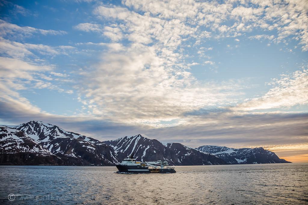Norway pictures - Nordkapp - Lina Stock