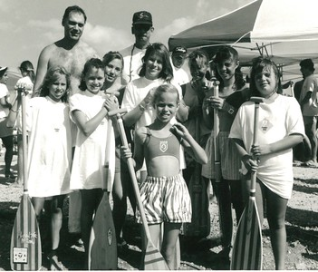 1989 Kamehameha Day Regatta 6-11-1989