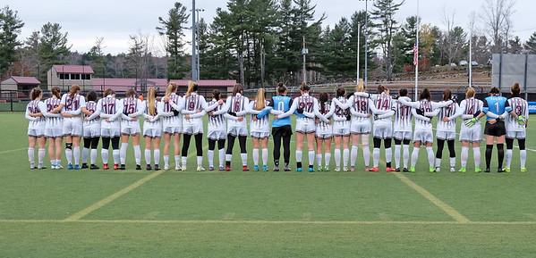 Women's Soccer vs. Caldwell 11-9-18