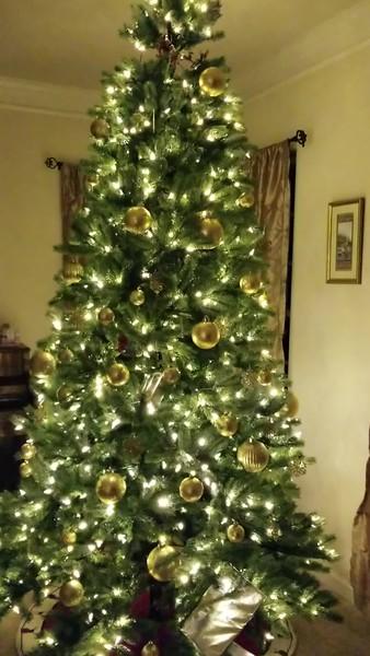 2018_Christmas Outdoors De orations