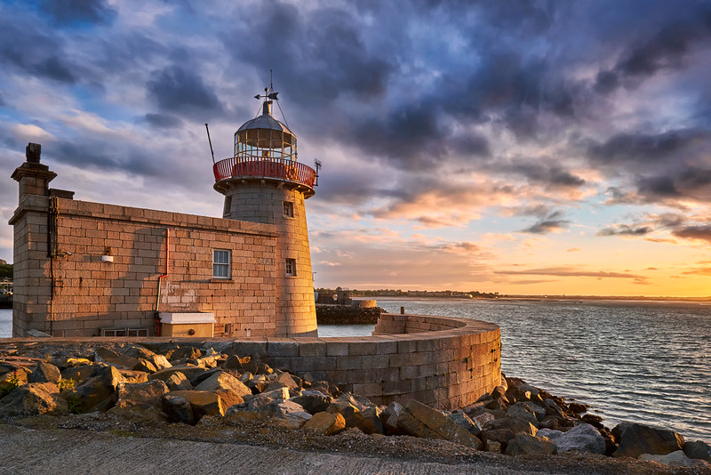 Howth at Sunset