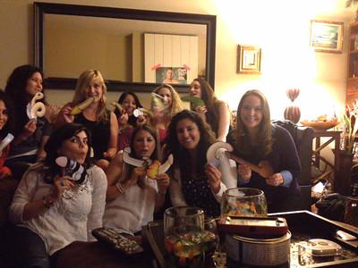 Girls Night at Karmen's 2014