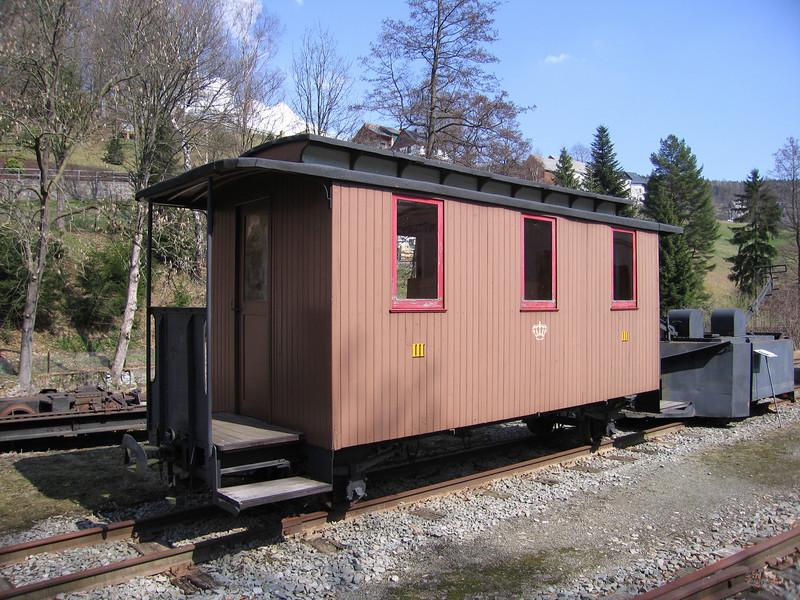 Sächsisches Schmalspurbahn Museum