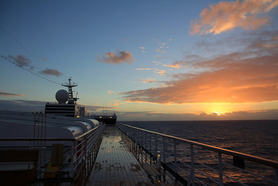 Day at Sea Nov 1