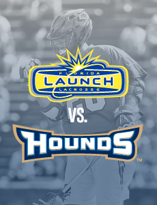 Launch @ Hounds (7/22/16)