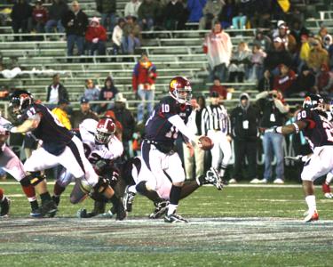 COLLEGE FOOTBALL 2008: The 2008 SENIOR BOWL in Mobile, Alabama
