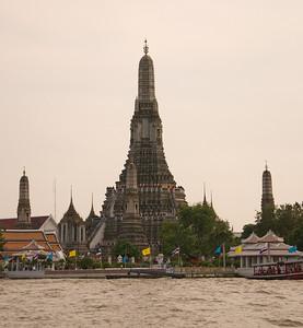 Wat Arun วัดอรุณ pt. 1 - October 2008