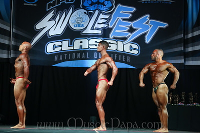 Chris Harbin Bodybuilding