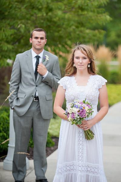 Molly and Gabriel DeVaux Wedding