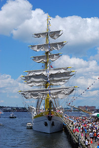 Tall Ships, Boston
