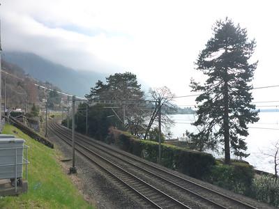 20180219 Switzerland - Montreaux & Chateau de Chillon