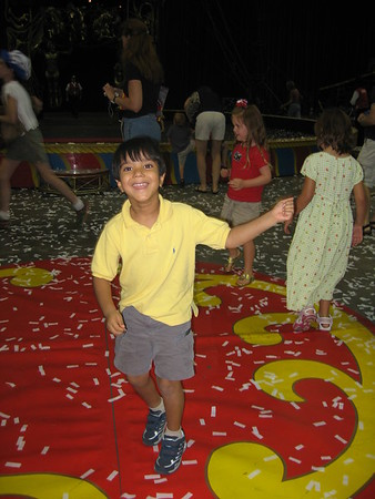 07-2006 Ringling Bros Circus