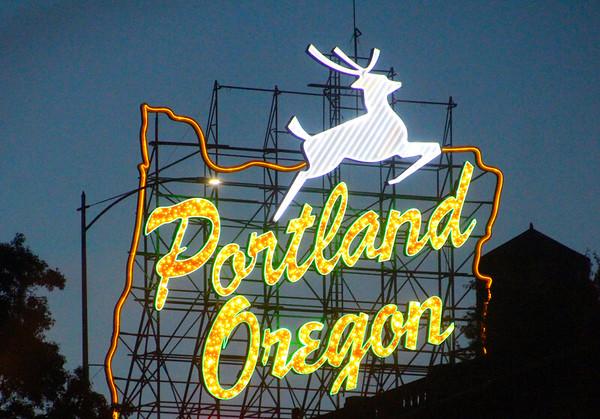 Portland Oregon, Embarkation