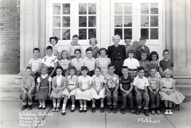 Webber 2nd Grade Hicks