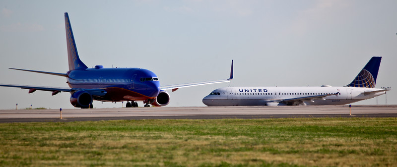 Southwest and United Airlines