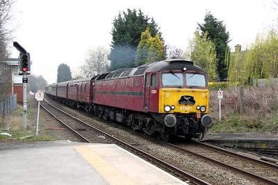 Class 57 / 6
