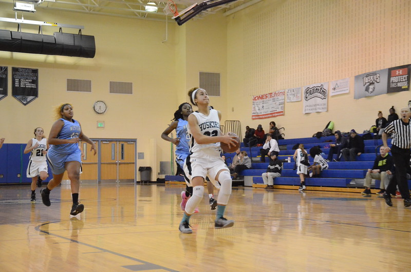 Varsity Girls Basketball Dec 9 vs Western Tech