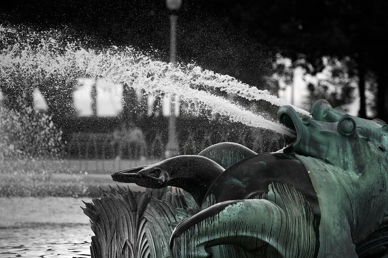 Buckingham Fountain I