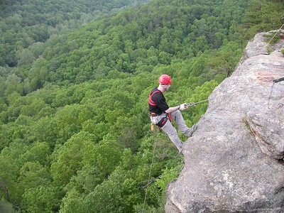 Red River Gorge 5-22-05