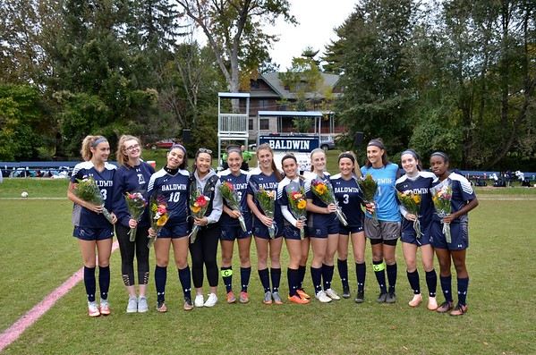 US Soccer Senior Night
