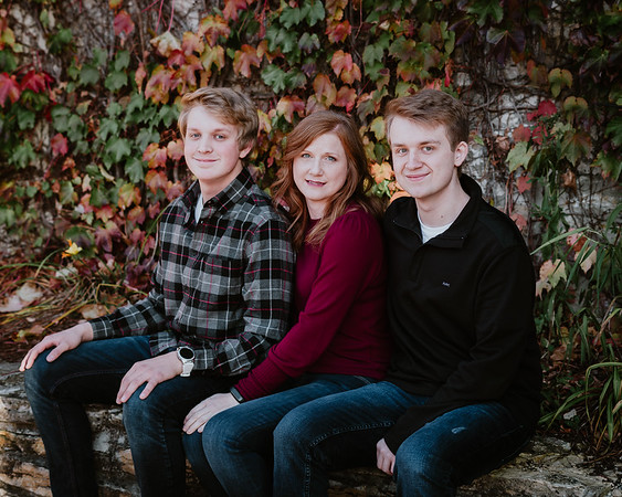Tucker Peterson and Family