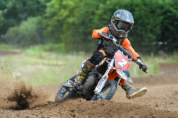EAST TRAX MX MASTERS KIDS ( 3rd ) Sep 2016