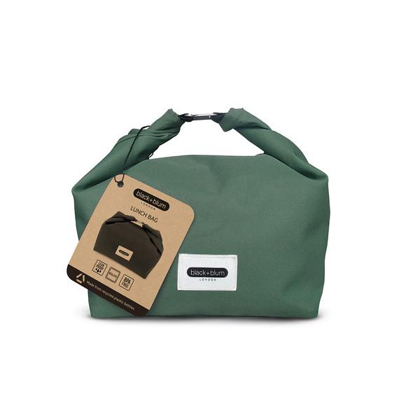 Lunch Bag olive packaging Black Blum