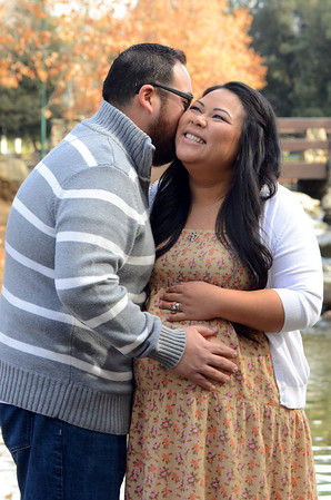 Judy and Jorge's Maternity Session