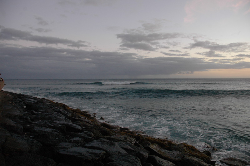 Hawaii - Ala Moana Beach Sunset-179.JPG