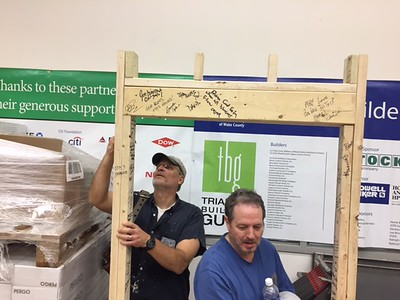 2017 Habitat for Humanity Build