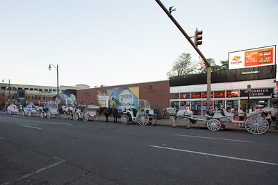 Memphis Cityscape